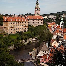 Státní hrad a zámek Český Krumlov
