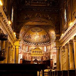 Basilica di Santa Maria in Trastevere