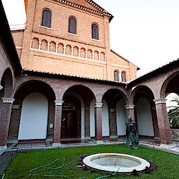 Chiesa di Sant'Anselmo all'Aventino