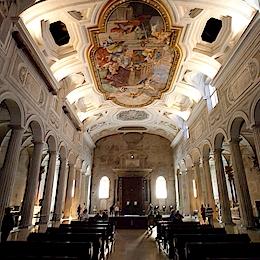 San Pietro in Vincoli al Colle Oppio