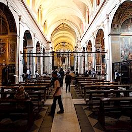 Chiesa della TrinitĂ dei Monti