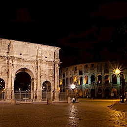 Arco di Costantino a Colosseo