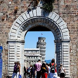 Torre pendente di Pisa (Šikmá věž v Pise)