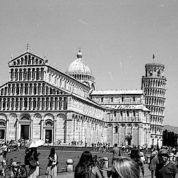 Duomo a Torre pendente di Pisa