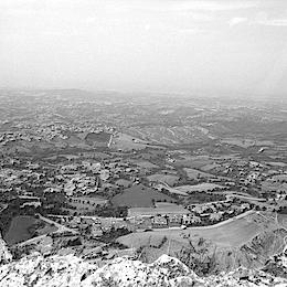 San Marino a Itálie