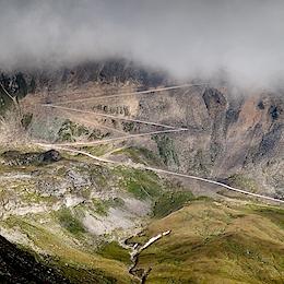 Großglockner-Hochalpenstraße / Grossglockner High Alpine Road