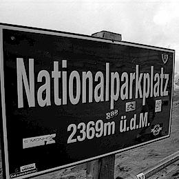 Nationalparkplatz