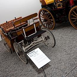 1894 Peugeot Type 3