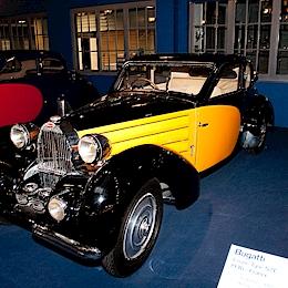 1936 Bugatti 57C