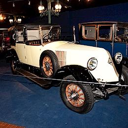 1924 Renault Type NM