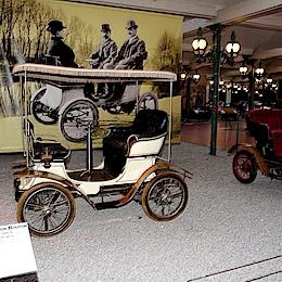 1902 De Dion-Bouton L