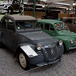 1954 Citroën 2 CV