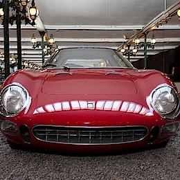 1964 Ferrari 250 LM (Le Mans)