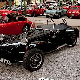 1961 Lotus Seven