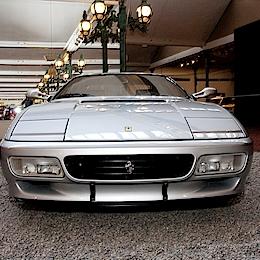 1991 Ferrari 512 TR