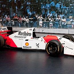1994 McLaren MP4/9