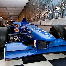 1997 Prost JS45