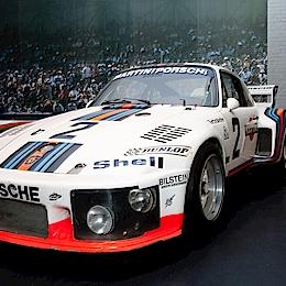 Porsche 935, motor Porsche Type-935 2.9L Turbo Flat-6Group 5