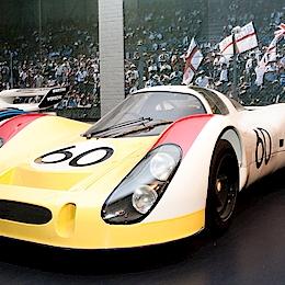 Porsche 908LH, motor Porsche 3.0L Flat-8Class S 3.0