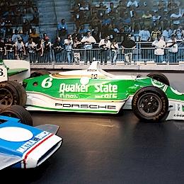 1988 Porsche 2708 CART