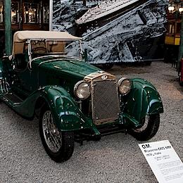 1931 O.M. 665 MM