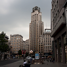 Boerentoren (KBC Tower)