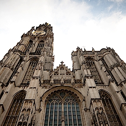 Onze-Lieve-Vrouwekathedraal(Cathedral of Our Lady)