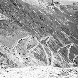 Passo dello Stelvio (Stelvio Pass)