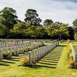 Banneville-la-Campagne War Cemetery