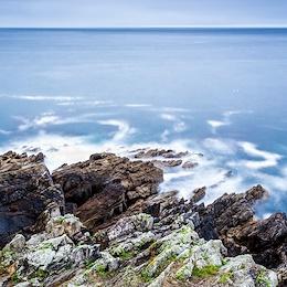 Rocks of Pointe Saint-Mathieu