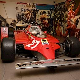 Ferrari F1 126C