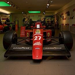 Ferrari F1-89 (F1 640)