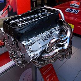 Ferrari 055 3.0 V10