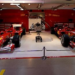 Ferrari F2004 & Ferrari F2007
