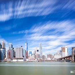 Skyline of Lower Manhattan 1