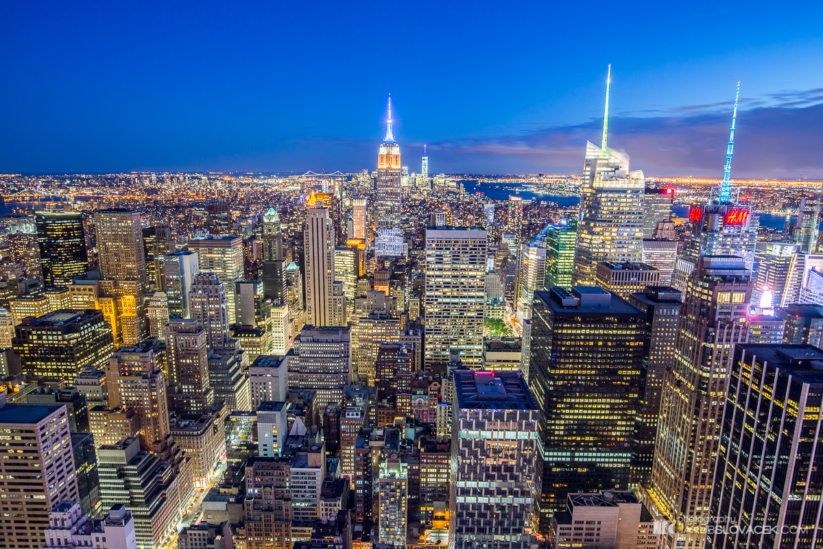 New York City After Dark
