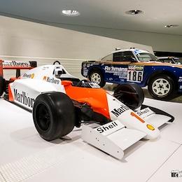 McLaren MP4/2C
