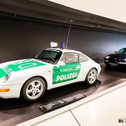 """Porsche 911 Carrera Coupé """"Polizei"""""""