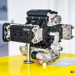 Ferrari Tipo F135A