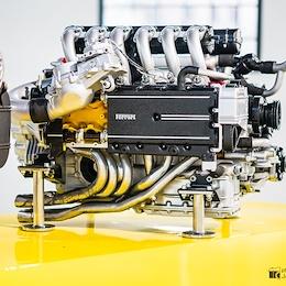Ferrari Tipo F110 A