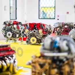 Ferrari Tipo F154 BD - F154 CB - F120 A