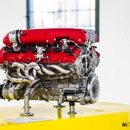 Ferrari Tipo F140 GA