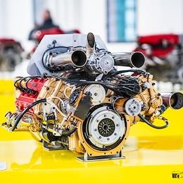 Ferrari Tipo 021