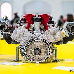 Ferrari Tipo F154 CB