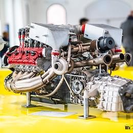 Ferrari Tipo F120 A